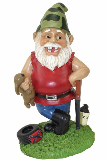 Git-er done Redneck Gnome - Click to enlarge