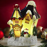 Glow Anywhere LED Christmas House