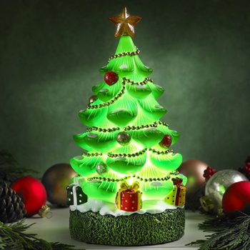 Glow Anywhere LED Christmas Tree - Click to enlarge