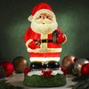 Glow Anywhere LED Santa Claus
