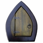 Gnome & Fairy Fantasy Door - Point