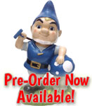 Gnomeo with Shroom - New Style