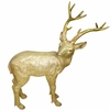Gold Deer Statue - Small