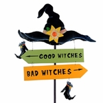 Good Witches Bad Witches Stake