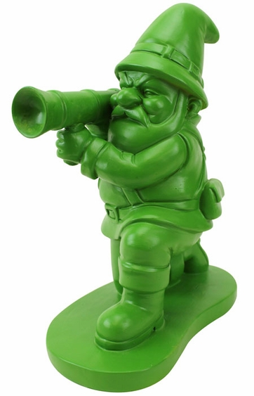 Green Army Gnome - Click to enlarge