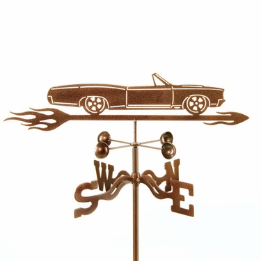 GTO Weathervane - Click to enlarge