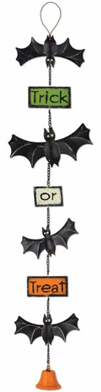 Halloween Bat Decor - Click to enlarge