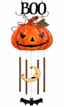 Halloween Pumpkin Boo Chime