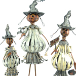 Halloween Pumpkin Creatures (Set of 4)
