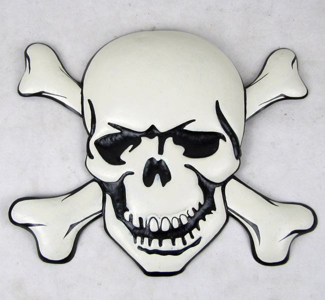 Halloween Skull Wall Decor