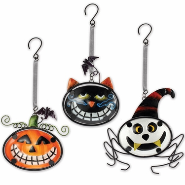Halloween Smile Bouncies (Set of 3) - Click to enlarge