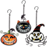Halloween Smile Bouncies (Set of 3)