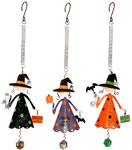Halloween Witch Bouncies (Set of 3)