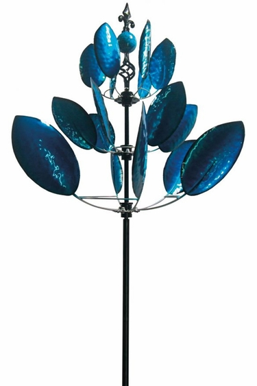 Hampton Wind Spinner - Blue - Click to enlarge