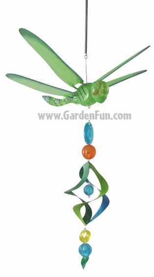 Hanging Dragonfly Decor Bouncer - Click to enlarge