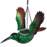 Hanging Hummingbird Feeder/Planter