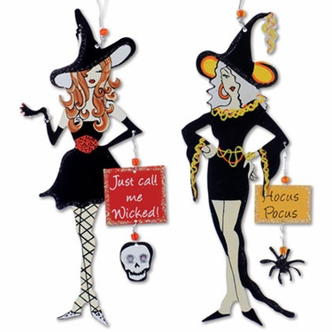Hocus Pocus Wine Charms (Set of 4) - Click to enlarge
