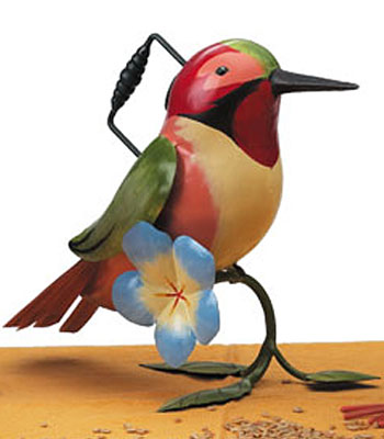 Hummingbird Watering Can - Click to enlarge