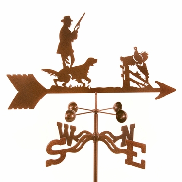 Hunter Weathervane - Click to enlarge