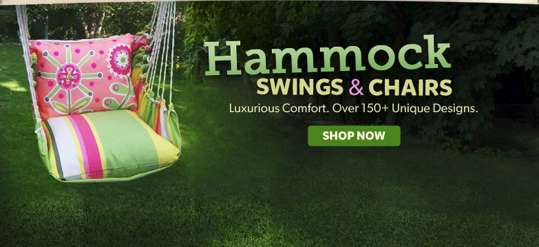 Hammock Swings and Chairs