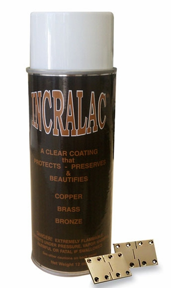 Incralac Spray Lacquer 12 oz. - Click to enlarge