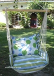 Iris Garden Hammock Chair Swing Set