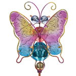 Jeweled Butterfly Stakes (Set of 6)