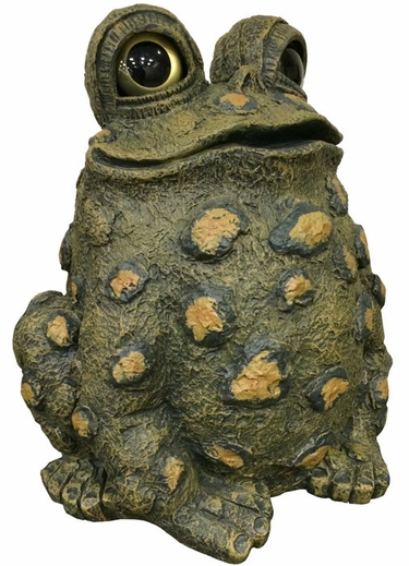 Jumbo Tall Toad - Dark Natural - Click to enlarge