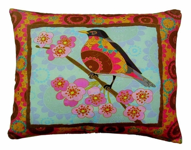 Ladybird Bright 4 Outdoor Pillow - Click to enlarge