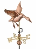 Landing Duck Weathervane