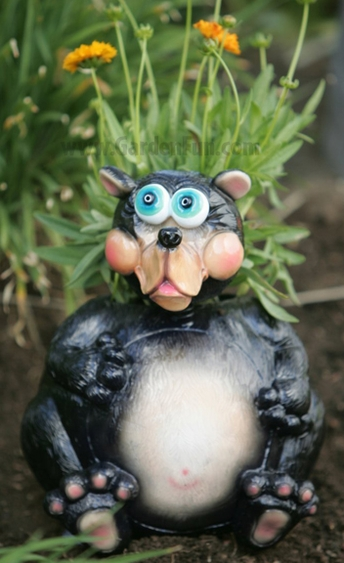 Large Bear Phatzo Planter - Click to enlarge