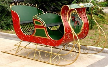 Large Christmas Sleigh