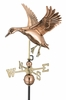 Large Landing Duck Weathervane