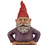 Large Merlin Garden Gnome
