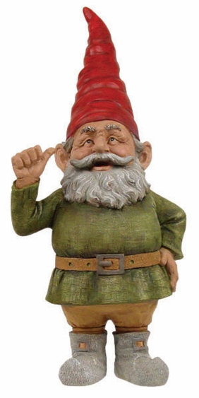 Large Rumple Garden Gnome - Click to enlarge