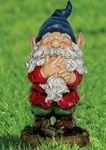 Laughing Gnome Statuary