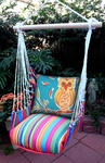 Le Jardin Owl Hammock Chair Swing Set