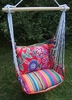 Le Jardin Wild Flower Hammock Chair Swing Set