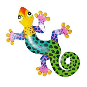 Leopard Gecko Wall Decor - Click to enlarge
