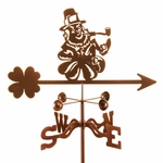 Leprechaun Weathervane