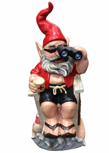 Lifeguard Gnome - Click to enlarge