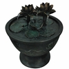 Lotus Harmony Water Fountain