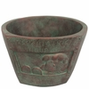 "Lucy ""Doctor is In"" Planter - Bronze Patina"