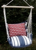 Marina Stripe Stars Hammock Chair Swing Set