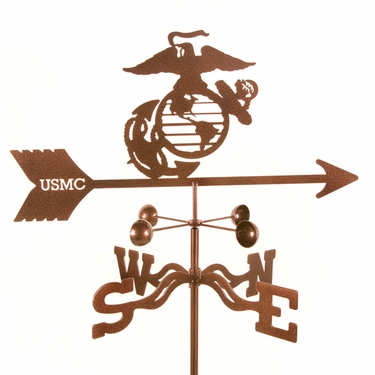 Marines Weathervane - Click to enlarge