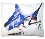 Marlin Outdoor Pillow