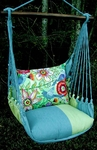 Meadow Mist Garden Hammock Chair Swing Set