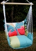 Meadow Mist Paper Butterfly Hammock Chair Swing Set