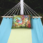 Meadow Mist Sundure Fabric Hammock