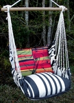 Metro Stripe Pelicans Hammock Chair Swing Set